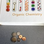 organic with coins